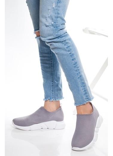 Derithy Sneakers Gri